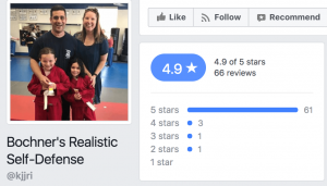 BRSD Facebok Reviews